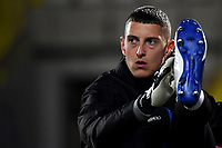 Pierluigi Gollini of Atalanta BC warms up during the Serie A football match between Spezia Calcio and Atalanta BC at Dino Manuzzi stadium in Cesena (Italy), November 20th, 2020. Photo Andrea Staccioli / Insidefoto