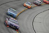 2017 Monster Energy NASCAR Cup Series - Fold of Honor QuikTrip 500<br /> Atlanta Motor Speedway, Hampton, GA USA<br /> Sunday 5 March 2017<br /> Denny Hamlin, FedEx Ground Toyota Camry<br /> World Copyright: Matthew T. Thacker/LAT Images<br /> ref: Digital Image 17ATL1mt1681