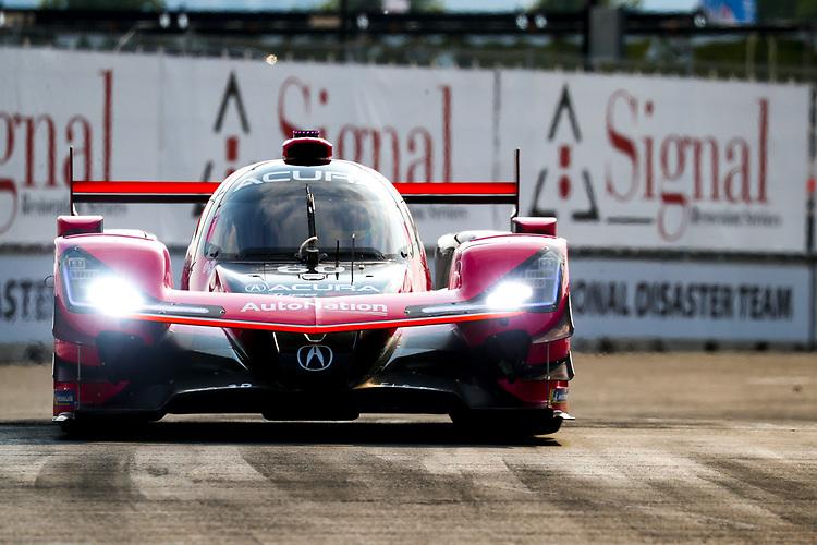 #60 Meyer Shank Racing w/Curb-Agajanian Acura DPi, DPi: Dane Cameron, Olivier Pla,