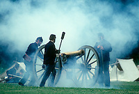 American Civil War reenactment