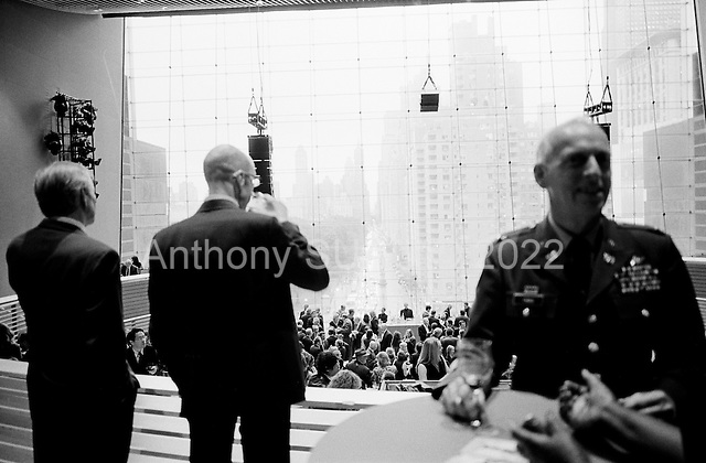 New York, New York<br /> USA<br /> September 27, 2010<br /> <br /> The 31st Annual News and Documentary, Emmy Awards held at Frederick P. Rose Hall, Jazz at Lincoln Center.<br /> <br /> A dinner and drinks held overlooking Manhattan and Central Park.
