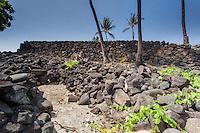 Ku'emanu Heiau, Kailua-Kona, Big Island.