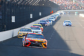 Monster Energy NASCAR Cup Series<br /> Brickyard 400<br /> Indianapolis Motor Speedway, Indianapolis, IN USA<br /> Sunday 23 July 2017<br /> Matt Kenseth, Joe Gibbs Racing, Tide Pods Toyota Camry<br /> World Copyright: Russell LaBounty<br /> LAT Images