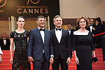 Marine Vacth, Francois Ozon, Jeremie Renier, Jacqueline Bisset