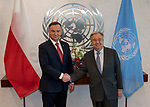 H.E. Mr. Andrzej Duda, President, Republic of Poland