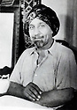 Syria 1930.<br /> Geladet Bedir Khan, father of Sinem Bedir Khan   Syrie 1930   Geladet Bedir Khan, père de Sinem Bedir Khan