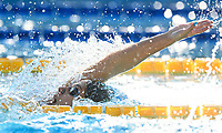 200m Backstroke Men<br /> Semi-Final<br /> GAETANI Erika ITA Italy<br /> LEN European Junior Swimming Championships 2021<br /> Rome 21710<br /> Stadio Del Nuoto Foro Italico <br /> Photo Andrea Masini / Deepbluemedia / Insidefoto