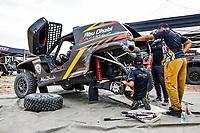 31st December 2020, Jeddah, Saudi Arabian. The vehicle and river shakedown for the 2021 Dakar Rally in Jeddah;   PH PH Sport, Light Weight Vehicles Prototype - T3