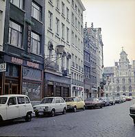 Café's in de jaren '70
