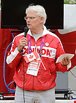 LONDON, ENGLAND – 08/26/2012:  Gordon Campbell at Canada's Pep-Rally before the London 2012 Paralympic Games. (Photo by Matthew Murnaghan/Canadian Paralympic Committee)