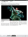 Ballet Flamenco de Andalucia, The Times iPad, 23 Mar 2013