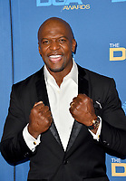 LOS ANGELES, USA. January 25, 2020: Terry Crews at the 72nd Annual Directors Guild Awards at the Ritz-Carlton Hotel.<br /> Picture: Paul Smith/Featureflash
