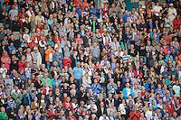 VOETBAL: HEERENVEEN: Abe Lenstra Stadion, 02-08-2012, Europa League, SC Heerenveen - Rapid Boekarest, Eindstand 4-0, ©foto Martin de Jong
