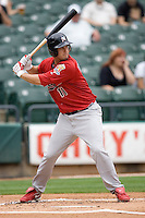 Freese, David 9981.jpg. Memphis Redbirds at Round Rock Express in Pacific Coast League Baseball. Dell Diamond on April 26th 2009 in Round Rock, Texas. Photo by Andrew Woolley.