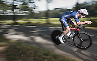 USA iTT champion Taylor Phinney (USA/BMC)<br /> <br /> 12th Eneco Tour 2016 (UCI World Tour)<br /> stage 2: Breda-Breda iTT (9.6km)