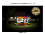"""""""Mini Donuts"""" by Michael Knapstein won Honorable Mention in the """"Americana"""" category of the International Color Awards."""