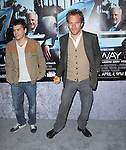Stephen Dorff and Emile Hirsch attends The HBO Premiere of HIS WAY Documentary held at Paramount Theater in Los Angeles, California on March 22,2011                                                                               © 2010 DVS / Hollywood Press Agency