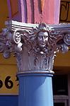 Column at Venice Beach, CA