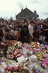 Funeral Northern Ireland 1980s UK