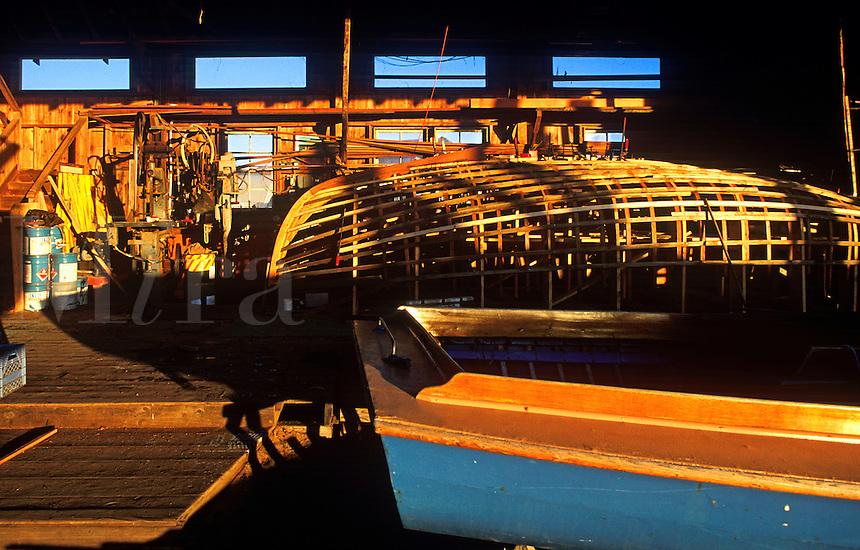 Boat building and repair, Matha's Vineyard,