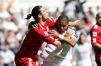 Barclay Premier League, Swansea City (white) V Liverpool (red) Liberty Stadium, 13/05/12<br />
