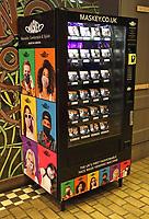 JUL 4 Maskey Facemask Vending Machine