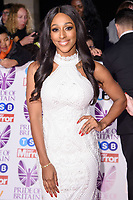 Alexandra Burke<br /> at the Pride of Britain Awards 2017 held at the Grosvenor House Hotel, London<br /> <br /> <br /> ©Ash Knotek  D3342  30/10/2017