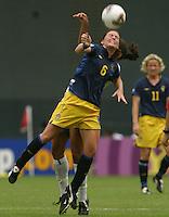 Malin Mostroem, 2003 WWC USA Sweden.