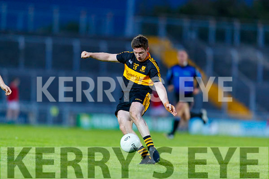 Kieran O'Leary, Dr. Crokes during the Kerry County Senior Football Championship Semi-Final match between Mid Kerry and Dr Crokes at Austin Stack Park in Tralee, Kerry.