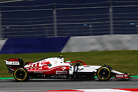 #99 Antonio Giovinazzi; Alfa Romeo Racing. Formula 1 World championship 2021, Styrian GP 2021, 26 June 2021<br /> Photo Federico Basile / Insidefoto