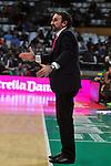 Joan Plaza. FIATC Mutua Joventut vs Cajasol Banca Civica: 83-65 - League ACB Endesa - Game: 10.