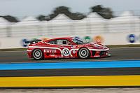 #70 PASCAL DUHAMEL (FR) - FERRARI / 360 MODENA N-GT / 2000 GT2B