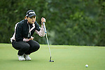 Hye In Yeom of South Korea during Round 1 of the World Ladies Championship 2016 on 10 March 2016 at Mission Hills Olazabal Golf Course in Dongguan, China. Photo by Victor Fraile / Power Sport Images