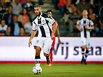 Nederland, Almelo, 29 augustus 2015<br /> Eredivisie<br /> Seizoen 2015-2016<br /> Heracles Almelo-FC Twente<br /> Oussama Tannane van Heracles Almelo in actie met bal