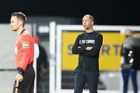 WIENER NEUSTADT, AUSTRIA - MARCH 25: USMNT head coach Gregg Berhalter during a game between Jamaica and USMNT at Stadion Wiener Neustadt on March 25, 2021 in Wiener Neustadt, Austria.
