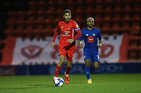Jobi McAnuff of Leyton Orient during Leyton Orient vs Harrogate Town, Sky Bet EFL League 2 Football at The Breyer Group Stadium on 21st November 2020