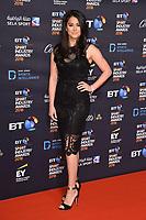 Sam Quek<br /> arriving for the BT Sport Industry Awards 2018 at the Battersea Evolution, London<br /> <br /> ©Ash Knotek  D3399  26/04/2018