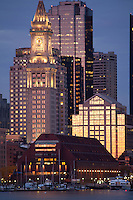 Skylines Boston