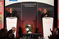 Panel sur le 375 ieme de Montreal a la tribune du Cercle canadien de Montreal, le 11 avril 2017<br /> <br /> <br /> PHOTO : Agence Quebec Presse