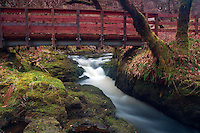 The River Avich near Dalavich, Argyll & Bute