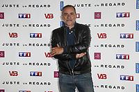 ANTOINE DULERY - PHOTOCALL 'JUSTE UN REGARD' AU CINEMA GAUMONT MARIGNAN A PARIS, FRANCE, LE 11/05/2017.