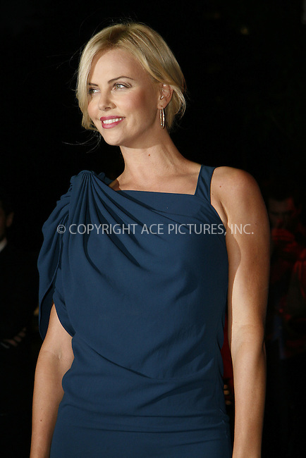 WWW.ACEPIXS.COM . . . . .  ....September 16 2009, New York City....Actress Charlize Theron arriving at 'The Burning Plain' screening at Sunshine Cinema on September 16, 2009 in New York City.....Please byline: NANCY RIVERA- ACE PICTURES.... *** ***..Ace Pictures, Inc:  ..tel: (212) 243 8787 or (646) 769 0430..e-mail: info@acepixs.com..web: http://www.acepixs.com