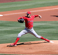 Jerryell Rivera - Los Angeles Angels 2021 extended spring training (Bill Mitchell)