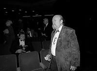 FILE PHOTO - <br />  Rock demers<br />  a<br /> l'ouverture du Festival des Films du Monde, a la Place des arts, le 25 aout 1994.<br /> <br /> PHOTO : Pierre Roussel<br />  - Agence Quebec Presse