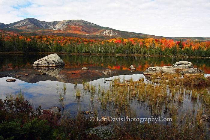 #L31 Autumn at Sandy Stream Pond