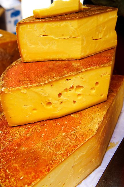 Hungarian peasants cheese