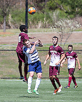 The College of Charleston Cougars played the  Georgia Southern Eagles in The Manchester Cup on April 5, 2014.  The Cougars won 2-0.  Aaron Reifschneider (6), Joey De Mare (9)