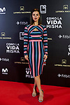 Clara Alvarado attends to 'Como la Vida Misma' film premiere during the 'Madrid Premiere Week' at Callao City Lights cinema in Madrid, Spain. November 12, 2018. (ALTERPHOTOS/A. Perez Meca)