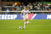Stanford, CA - December 8, 2019: Sophia Smith at Avaya Stadium. The Stanford Cardinal won their 3rd National Championship, defeating the UNC Tar Heels 5-4 in PKs after the teams drew at 0-0.