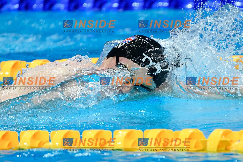 DEAN Thomas GBR Great Britain<br /> 200m Freestyle Men Preliminary<br /> Swimming<br /> Budapest  - Hungary  19/5/2021<br /> Duna Arena<br /> XXXV LEN European Aquatic Championships<br /> Photo Giorgio Perottino / Deepbluemedia / Insidefoto